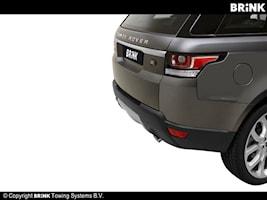 Avtagbar dragkrok Range Rover