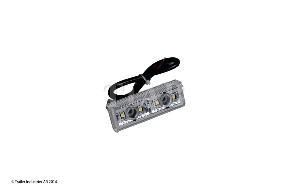 Breddningslykta  LED Vit