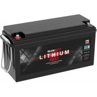 Batteri 200Ah Litium Heat Pro