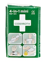 Cederroth 4-in-1 mini Blodstoppare
