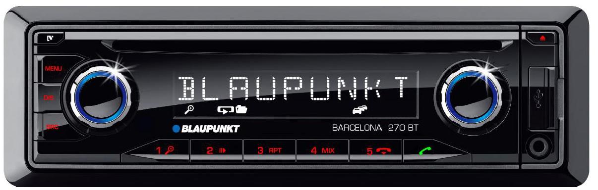 Bilstereo Barcelona 270 BT