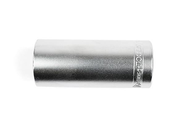"Hylsa 3/8"" 12-kant, 18mm, lång"