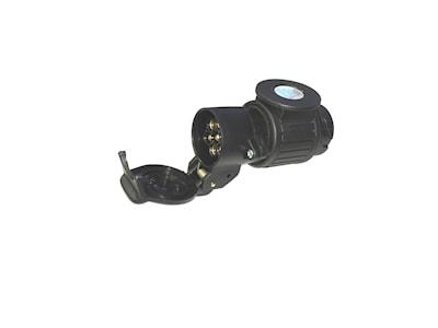 Adapter 13-7 pol LED
