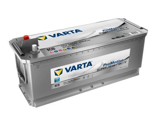 Batteri K8 PRO SHD140