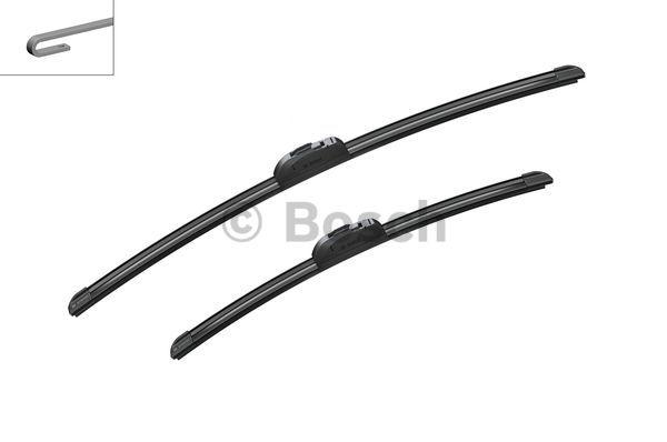 Flatbladesats AR604S 600/450