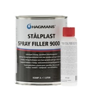 Stålplast Spray Filler 9000 2K