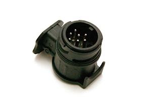 Adapter 7-pol / 13-pol bil