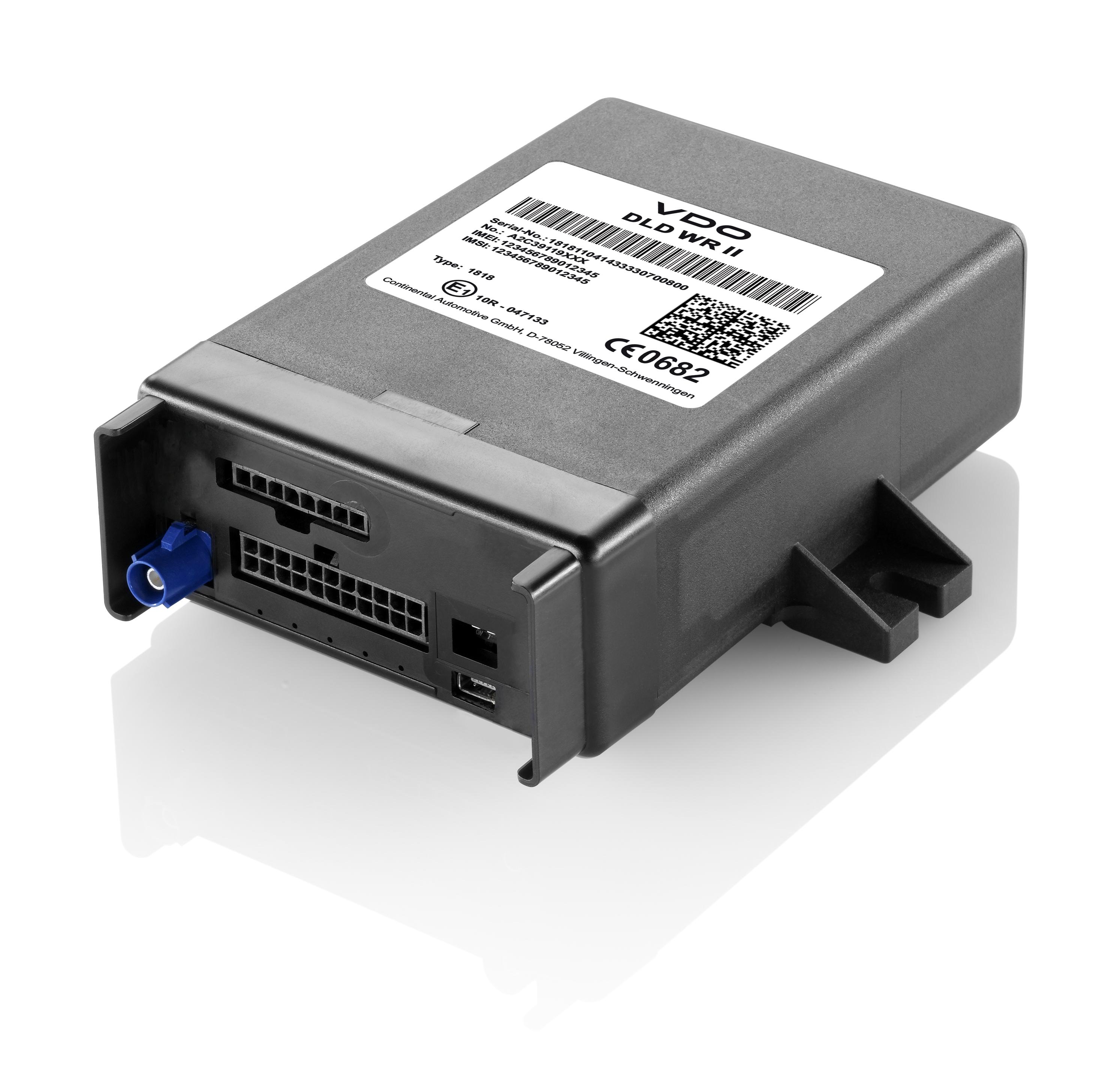 DLD uppgraderingspaket v1->v2