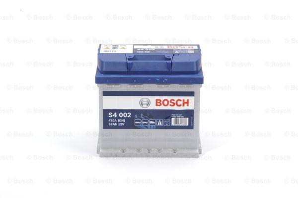 Batteri S4 52Ah 470A CCA