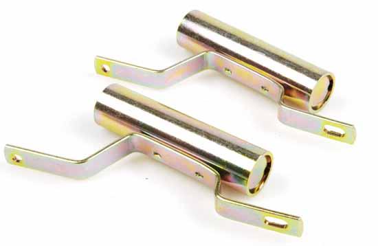 Hållare rör 15mm 2-pack