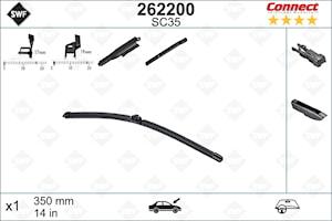 Flatblade SC35 350
