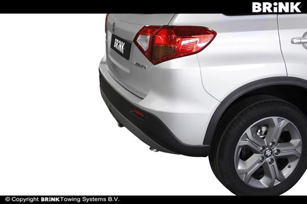 Avtagbar dragkrok Suzuki