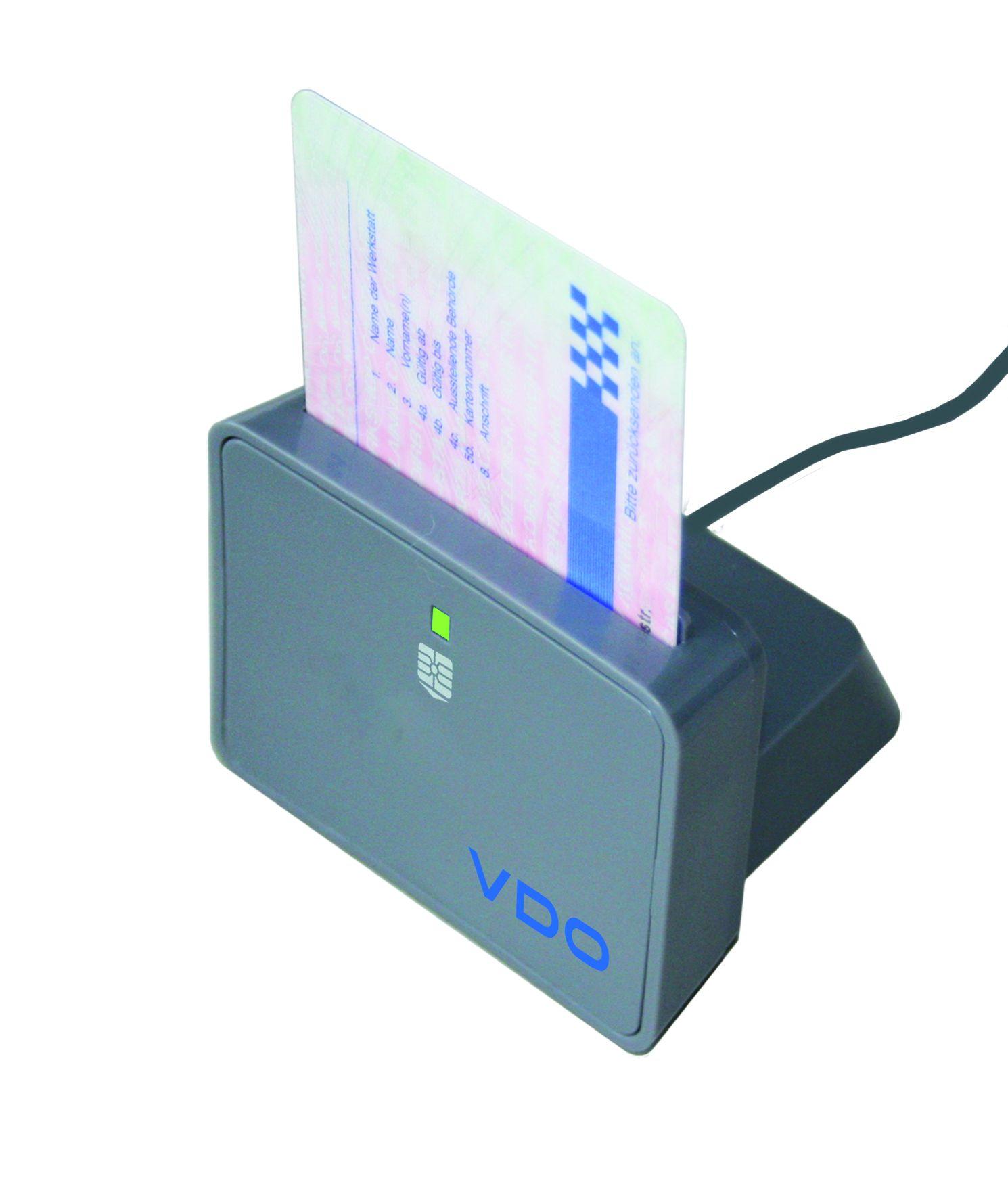 Kortläsare VDO TIS-Web