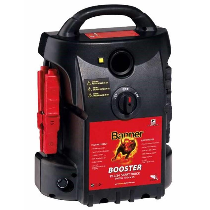Banner Bull Starter 12-24V