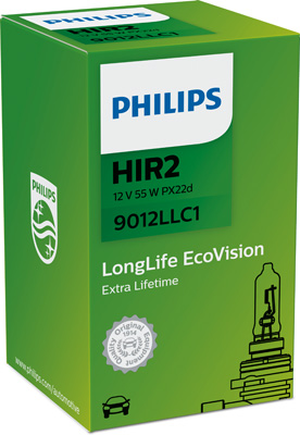 Halogenglödlampa HIR2 12V