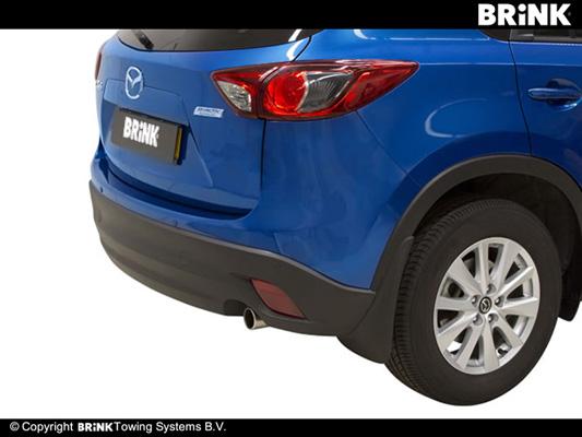 Avtagbar dragkrok Mazda CX5