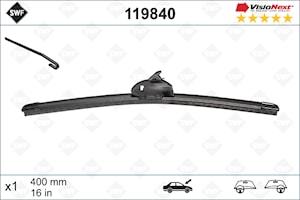 Flatblade 400