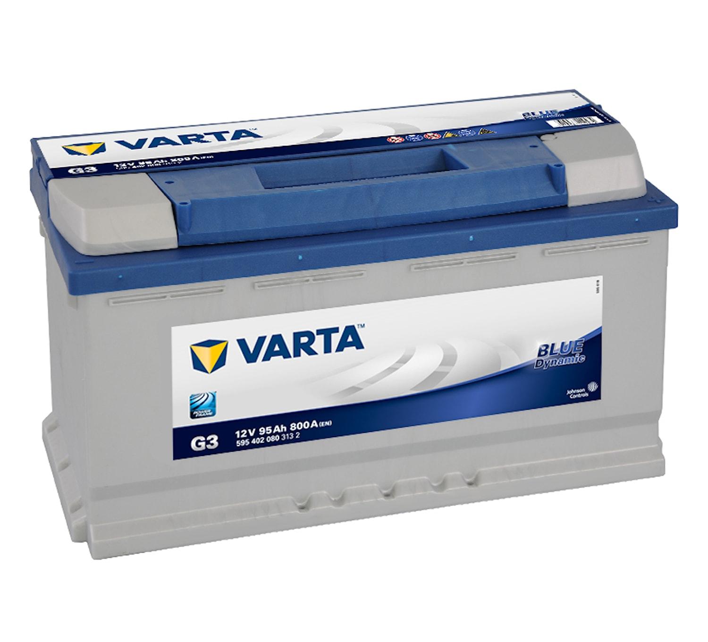 Batteri G3 Blue Dynamic