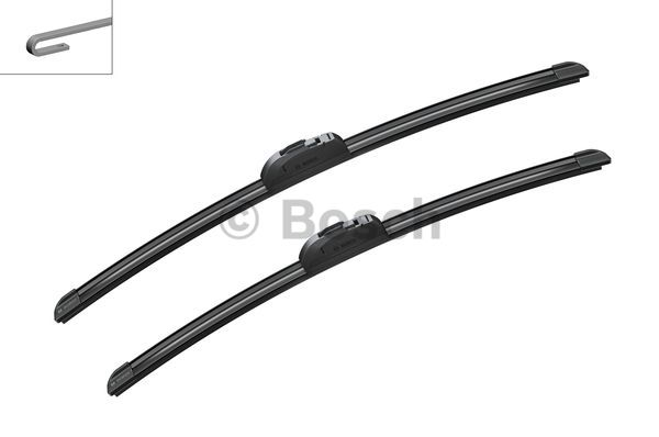 Flatbladesats AR532S 530/500