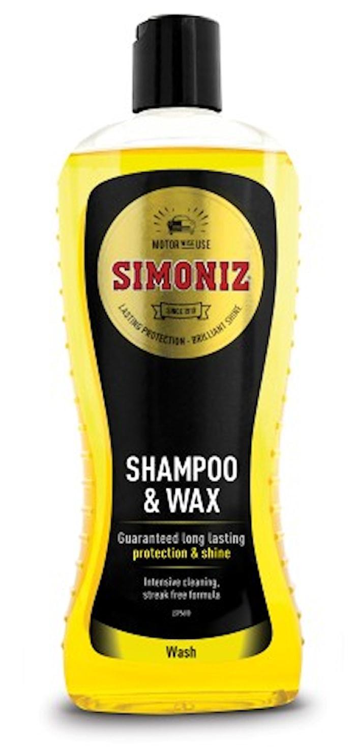 Shampo & Wax 500ml