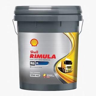 Rimula R6 M 10W-40 20L