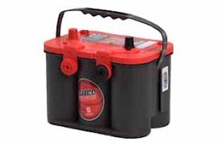 Batteri RTU4.2 RedTop