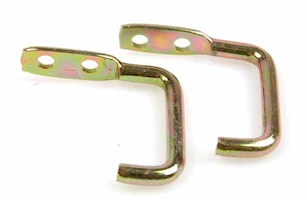 Hållare krok 32mm 2-pack