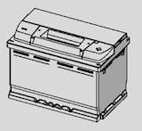 Batteri E44 Silver Dynamic