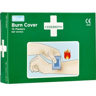 Cederroth Burn Cover Blue