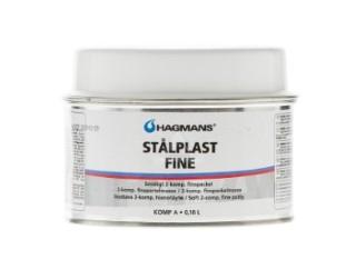 Spackel Stålplast Fine 0.18L
