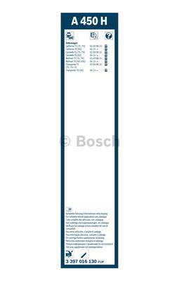 Flatblade A450H