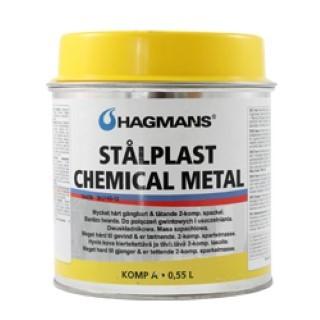 Spackel Stålplast Chemical Met