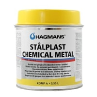Spackel Stålplast Chemical Met