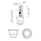 Gasurl.lampa D2R Vision