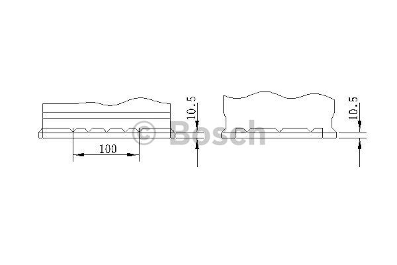 Batteri S4 002 Bosch 52Ah