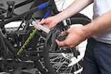Cykelhållare VeloSpace XT 3c