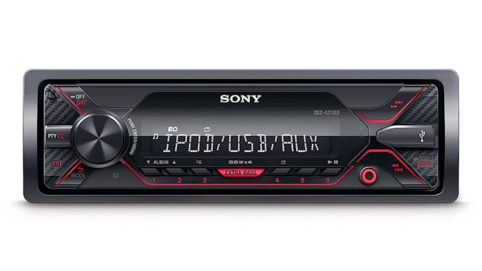 Bilstereo Radio/USB