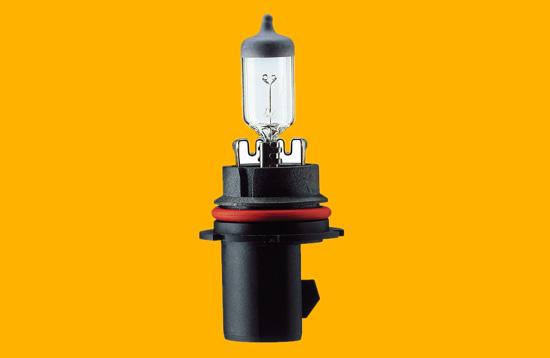 Halogenglödlampa HB5 12V