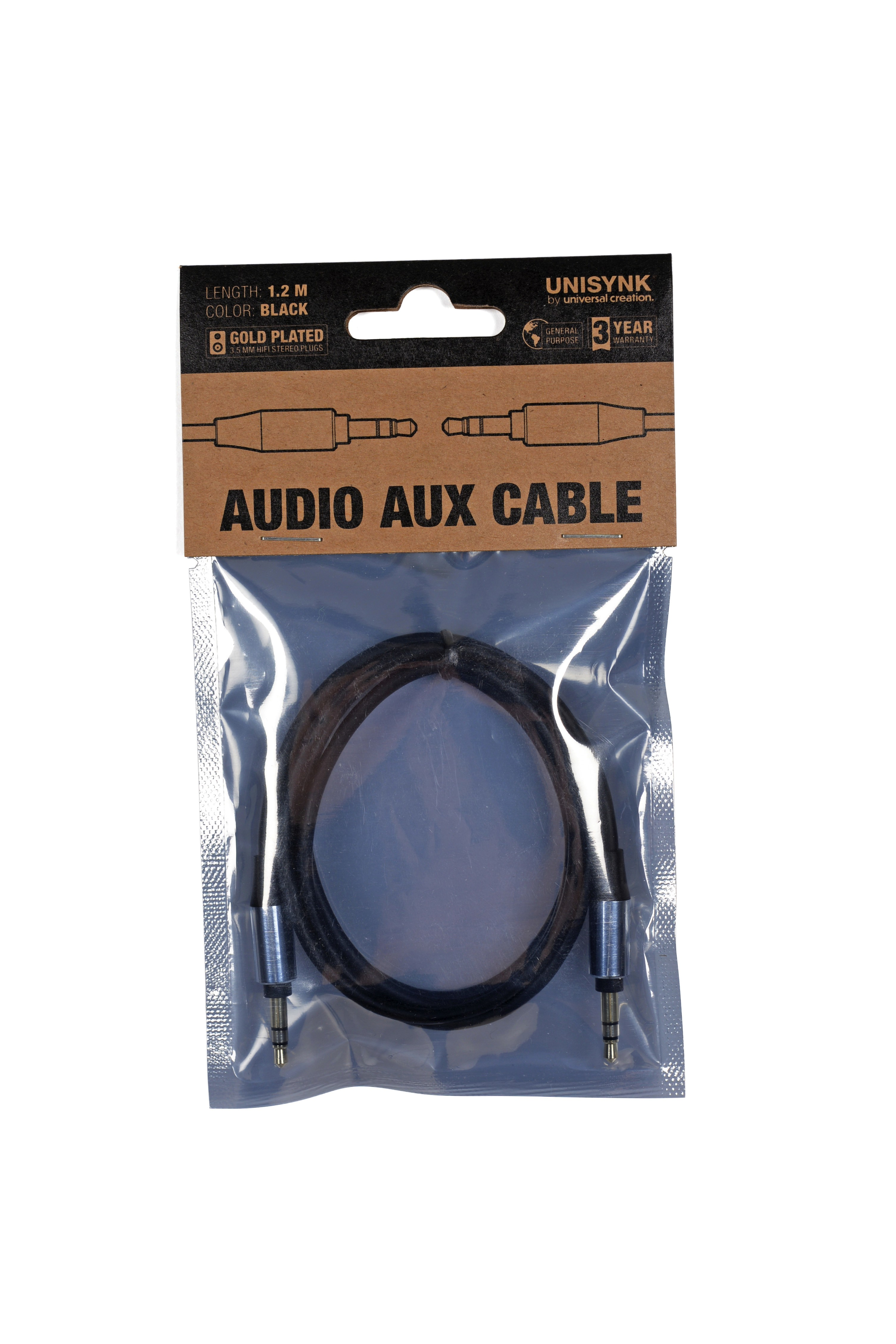 AUX kabel 3,5mm