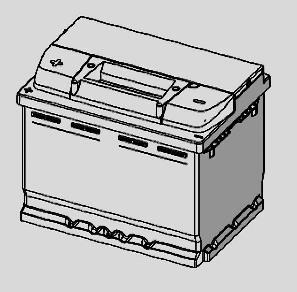 Batteri D43 Blue Dynamic