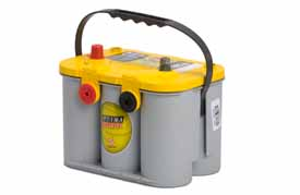 Batteri YTU4.2 YellowTop