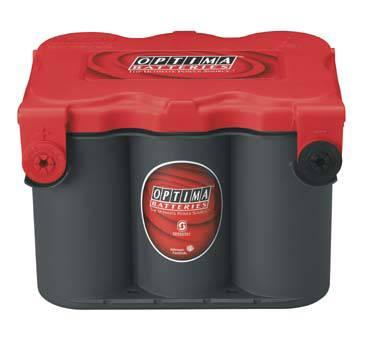 Batteri RTF4.2 RedTop