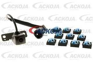 Backkamera, modellanpassad