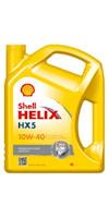 Helix HX5 10W-40 4L