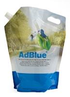AdBlue 4 liters påse med pip