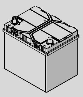 Batteri D48 Blue Dynamic