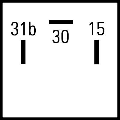 Ljusvarningssummer 12V