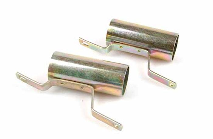 Hållare rör 29 mm 2-pack