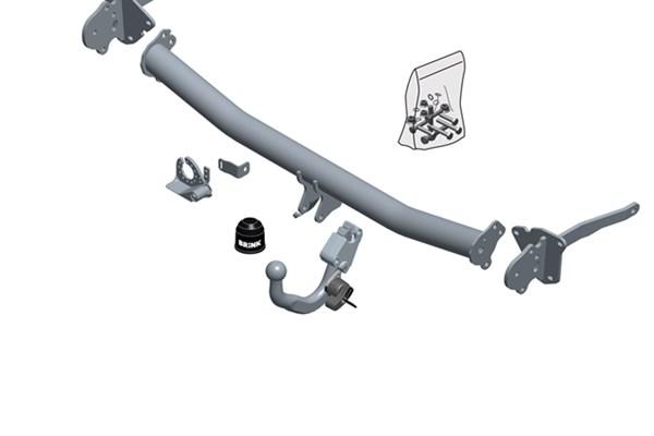 Avtagbar dragkrok BMA