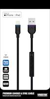 Premium Lightning kabel MFI 2m